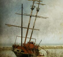 Echoes of piracy by Heather King