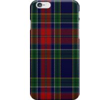 01549 Allison (1882) Tartan Fabric Print Iphone Case iPhone Case/Skin