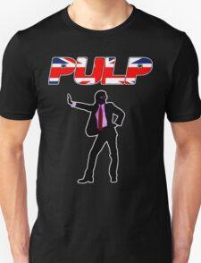 PULP01 - WHITE BORDER Unisex T-Shirt