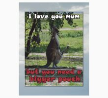 I LOVE YOU MUM by Jon de Graaff