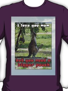 I LOVE YOU MUM T-Shirt