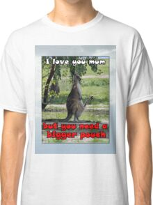 I LOVE YOU MUM Classic T-Shirt