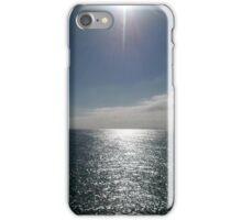 sea of san diego, california iPhone Case/Skin