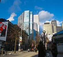 King Street West by MarianBendeth