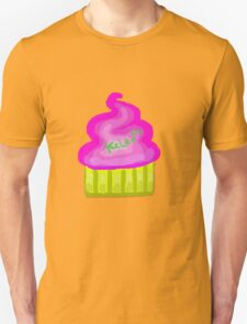 Channel Logo CupCake suger T-Shirt