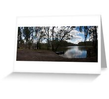 A River to Explore Greeting Card