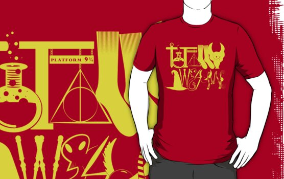 Totally Awesome! *GRYFFINDOR* by mcgani