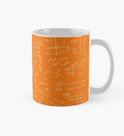 Algebra Math Sheet 3 Mug