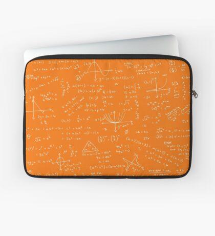 Algebra Math Sheet 3 Laptop Sleeve