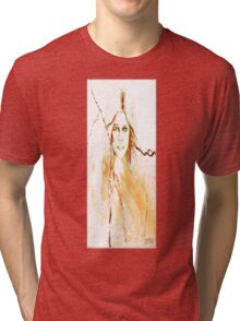 Red Feather Tri-blend T-Shirt