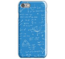 Algebra Math Sheet 2 iPhone Case/Skin