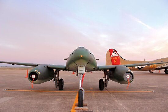 Messerschmitt Me 262 by aprilann