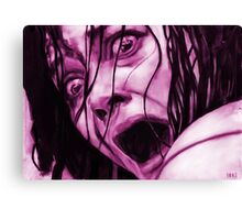 Evil Kitsch Canvas Print
