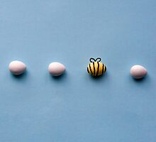 Bee Yourself by Jacquelyne Drainville