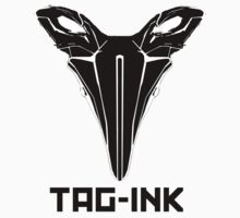 Tag-Ink Pied Logo by Tag-Ink