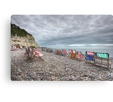 An English Summer! Canvas Print