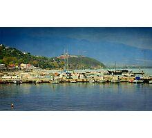 Greek Summer Photographic Print