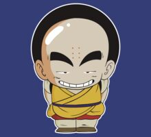 Krillin's Magic Hairdo by hardsign