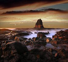 Cape Shanck - Mornington Peninsula National Park by John Bullen