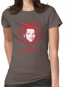The Mishapocalypse Womens Fitted T-Shirt