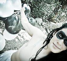 Pluton & Ballons by Violeta Pérez Anzorena