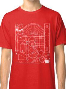 Math & Science Tools 1 Classic T-Shirt