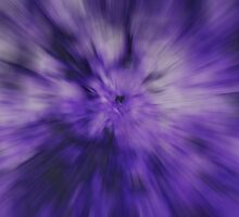 Purple Radial Zoom by jojobob