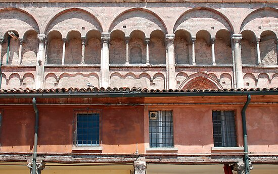 Buildings in Piazza Trento e Trieste by jojobob