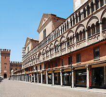 Piazza Trento e Trieste by jojobob