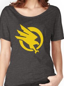 GDI : Global Defense Initiative Women's Relaxed Fit T-Shirt