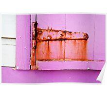 Beautiful Decay - Brighton Beach Boxes - Australia Poster