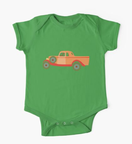 Ford Coupe 304 One Piece - Short Sleeve