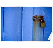 Lavender lockup - Brighton Beach Boxes - Australia Poster