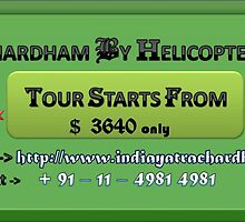 Chardham by Helicopter by anilkr