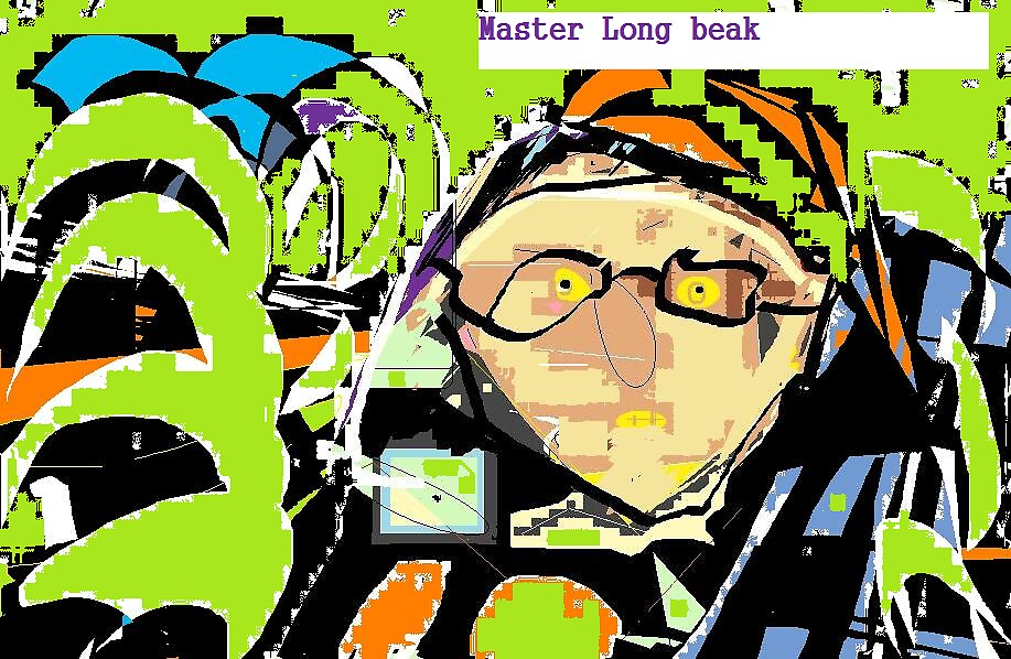 Master Long b e a k by Longb