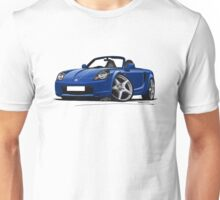 Toyota MR2 (Mk3) Blue Unisex T-Shirt