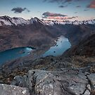 Sgurr Na Stri Sunrise by James Grant