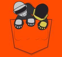 Robots In My Pocket! by pixelwolfie