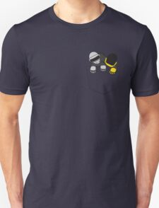 Robots In My Pocket! Unisex T-Shirt
