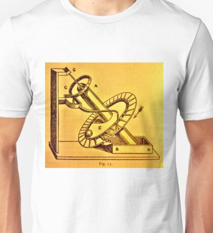 Perpetual Motion Unisex T-Shirt
