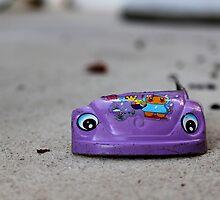 Broken car by fourthangel
