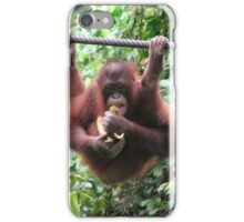 Orang Utan iPhone Case/Skin