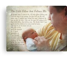 For the new dad (Jerry's son) Canvas Print
