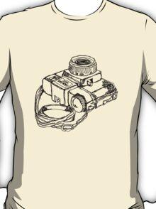 Holga 120 Plastic Toy Medium Format Camera T-Shirt