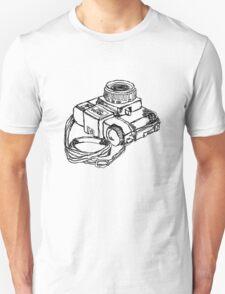 Holga 120 Plastic Toy Medium Format Camera Unisex T-Shirt