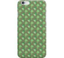 Clovers Kitties Pattern iPhone Case/Skin