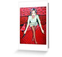 Velvet Revolver Greeting Card