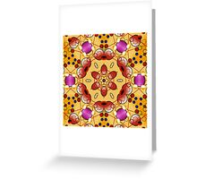 Symmetry Two Greeting Card