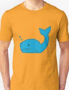 Splash Whale Unisex T-Shirt