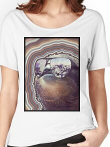 Cashmoney Sloth w/ sunglasses OC Women's Relaxed Fit T-Shirt